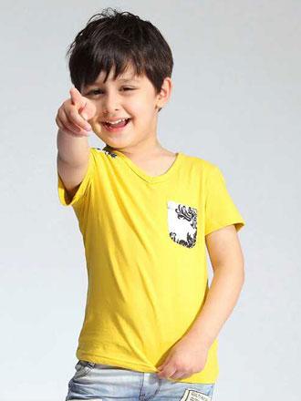 > 儿童模特